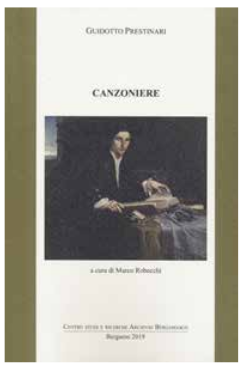 Guidotto  Prestinari, Canzoniere.