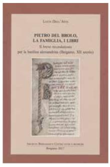 Lucia Dell'Asta, Pietro del Brolo, la famiglia, i libri.