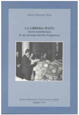 Giulia Francesca Zani, La libreria Piatti